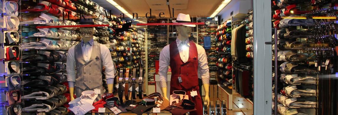Das Label H.K. Mandel ist das Markenzeichen für ausgefallene Hemden und  Hosen. 0430867de8