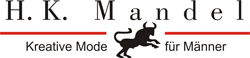 H.K. Mandel Kreative Mode für Männer-Logo