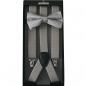 Preview: Suspenders with bow tie