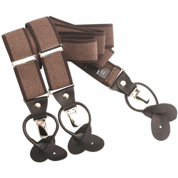 Suspenders Y-shape with combination system