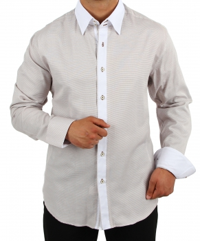 Freizeithemd-Button-Shirt-Polo-Shirts