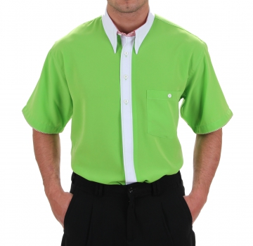 Special Shirt in Apple Green