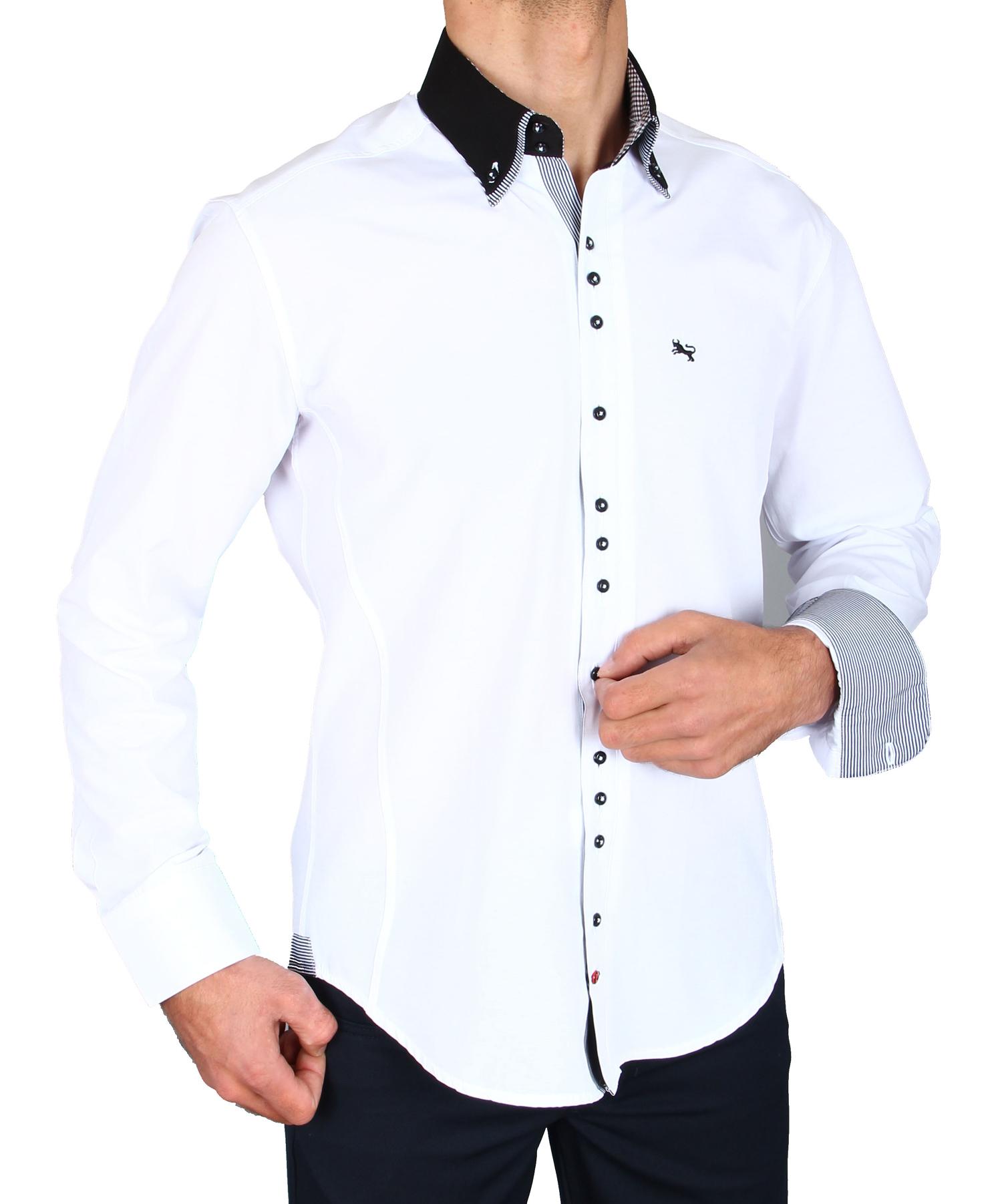 sale retailer 55aaa a14fe H.K. Mandel Kreative Mode für Männer - slim fit hemden ...