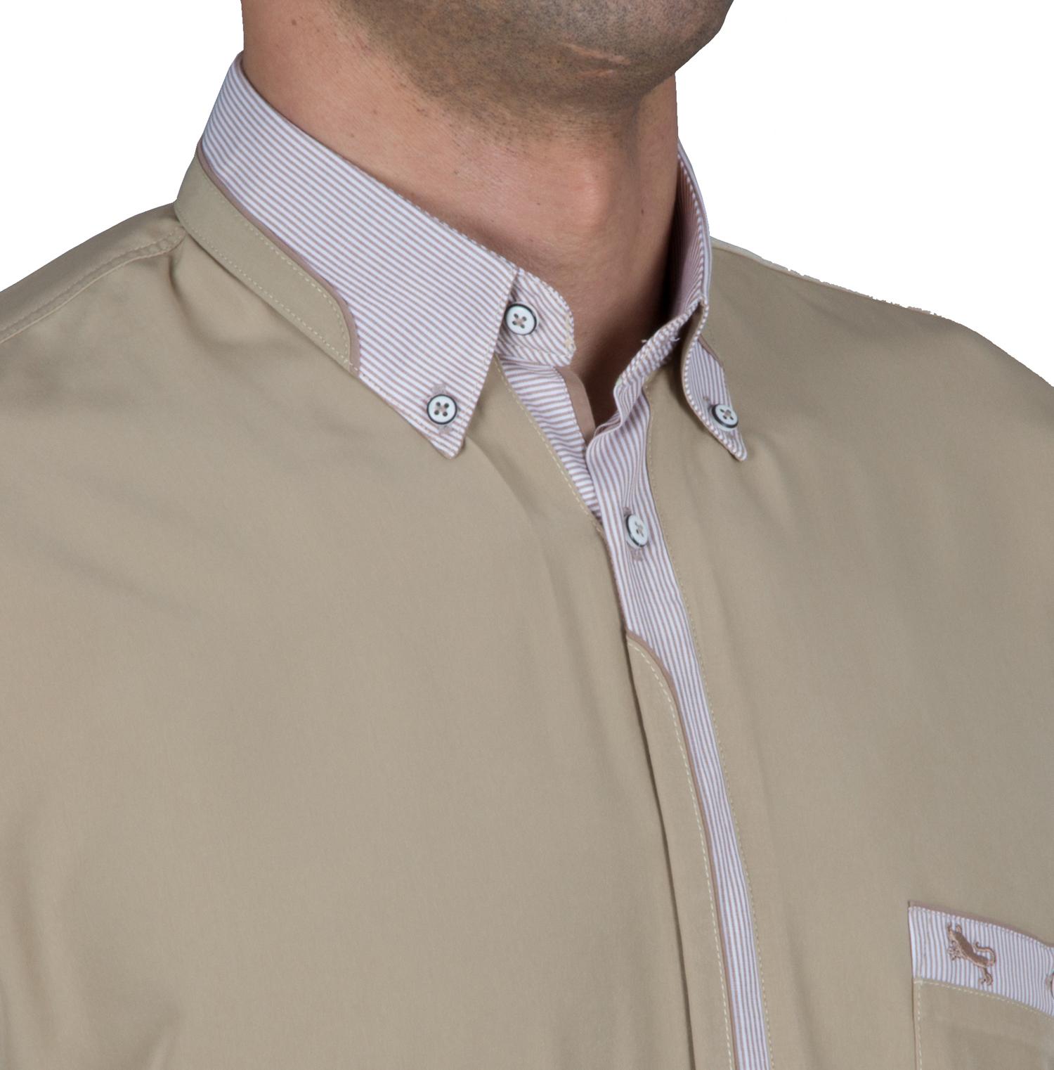 H.K. Mandel Kreative Mode für Männer funktionshemd herren