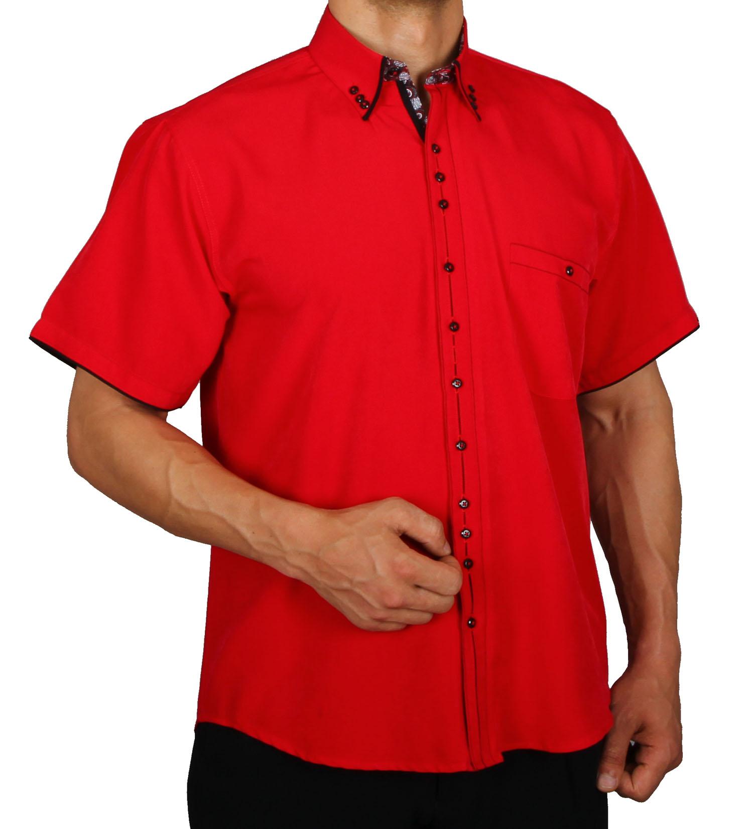 online store 71ab2 da7ab H.K. Mandel Kreative Mode für Männer - Exklusive kurzarm ...