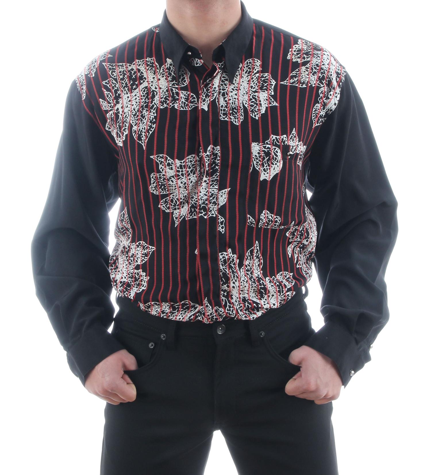 H K Mandel Kreative Mode Fur Manner Luxus Designerhemden