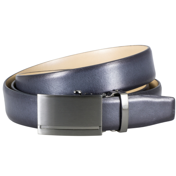 Raster belt in navy